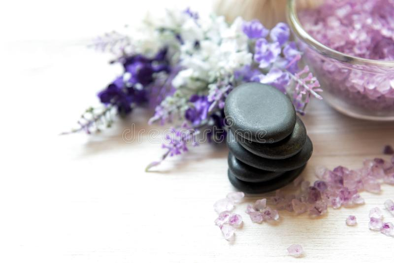 lavender-aromatherapy-spa-rock-stone-thai-relax-treatments-massage-white-background-healthy-concept-select-soft-focus-123615596